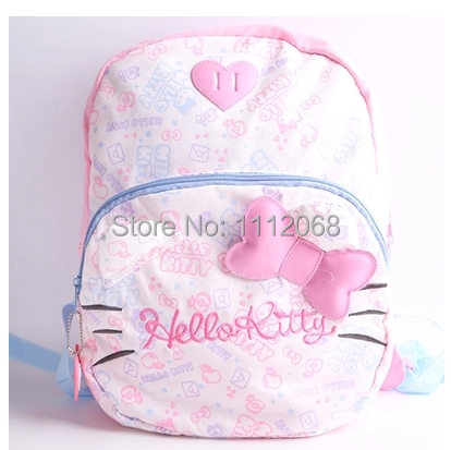 Anime Kitty Backpack Hello Kitty Backpack Bolsa