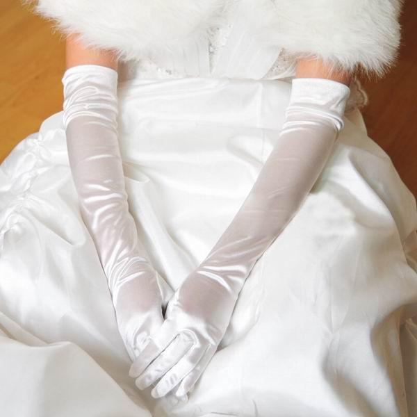 Свадебные перчатки Orient G03