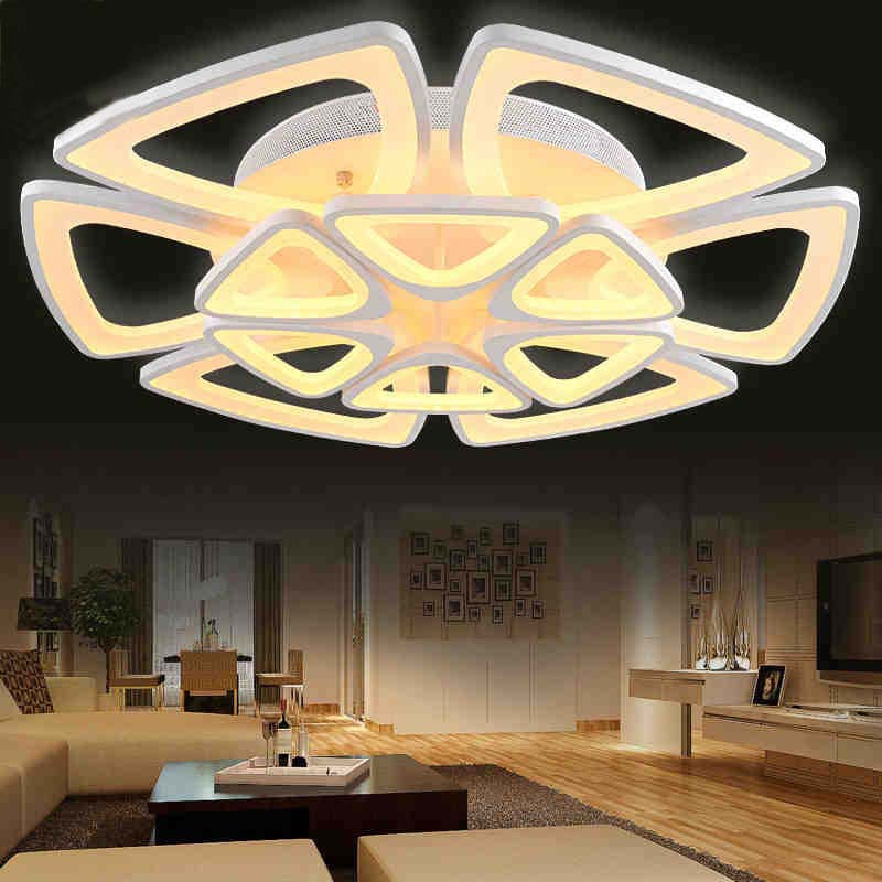Modern LED ceiling lights for living room lamparas de techo ceiling lights creative lights Acrylic ceiling lamp modern types(China (Mainland))