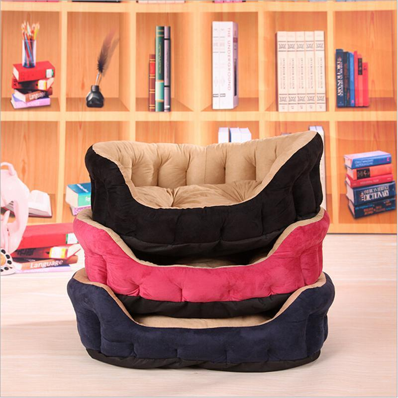 2015 New Easy Cleaning Pet bed, house for cats/dog, bed for dog/cats, small cats / large dog bed / house Fast Shipping(China (Mainland))