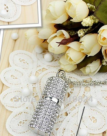 100% real capacity Flash Memory Best Sell Jewelry usb flash drives storage devices HOT Usb 2.0 32gb16gb Usb Pendrive S53(China (Mainland))
