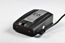 E6 Auto Car Radar Detector Voice Alert LED display for Vehicle GPS Navigator Hot Sale G0154HUAHUA(China (Mainland))