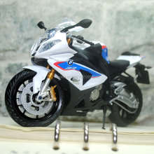 JOCITY Motorbike Model Toys 1/12 Scale S1000RR 4 Colors Diecast Metal Motorcycle Toy New In Box For Collection/Gift(China (Mainland))