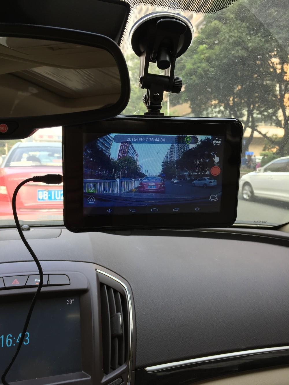 Купить Новый 7 дюймов GPS Навигации DVR Android Wi-Fi Камера Заднего Вида AVIN анти Радар-Детектор FM Передает 16 ГБ Грузовик GPS Бесплатную Карту