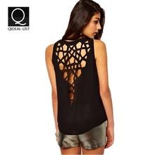 Майка  от Qideal-List Fashion Co.,Ltd для Женщины, материал Хлопок артикул 32371805528