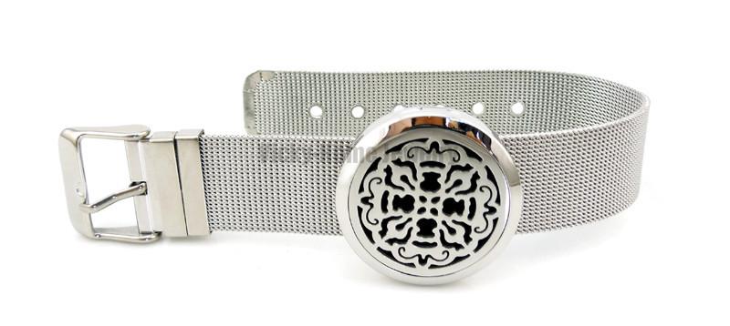 VH-PDL156-3 Diffuser Locket Bracelet