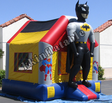 Batman bouncer, bouncy house, inflatable jumping castle(China (Mainland))