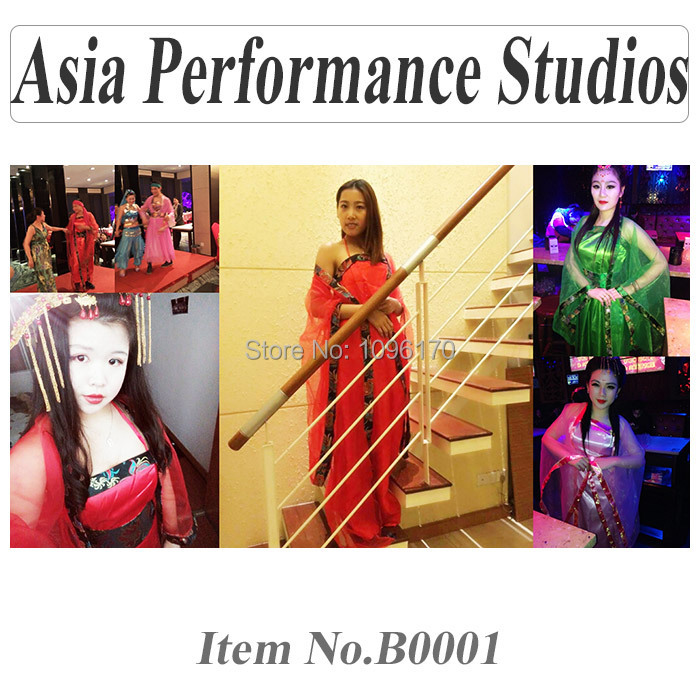 Chinese ancient costume hanbok Costume tang suit hanfu guzheng performance wear costume costumes fairies and clothes hanfuОдежда и ак�е��уары<br><br><br>Aliexpress