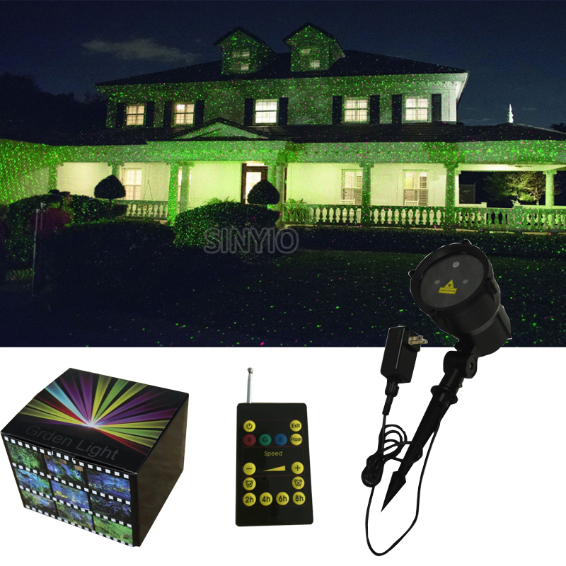 Proyectores de luz de navidad compra lotes baratos de - Proyectores de luz ...