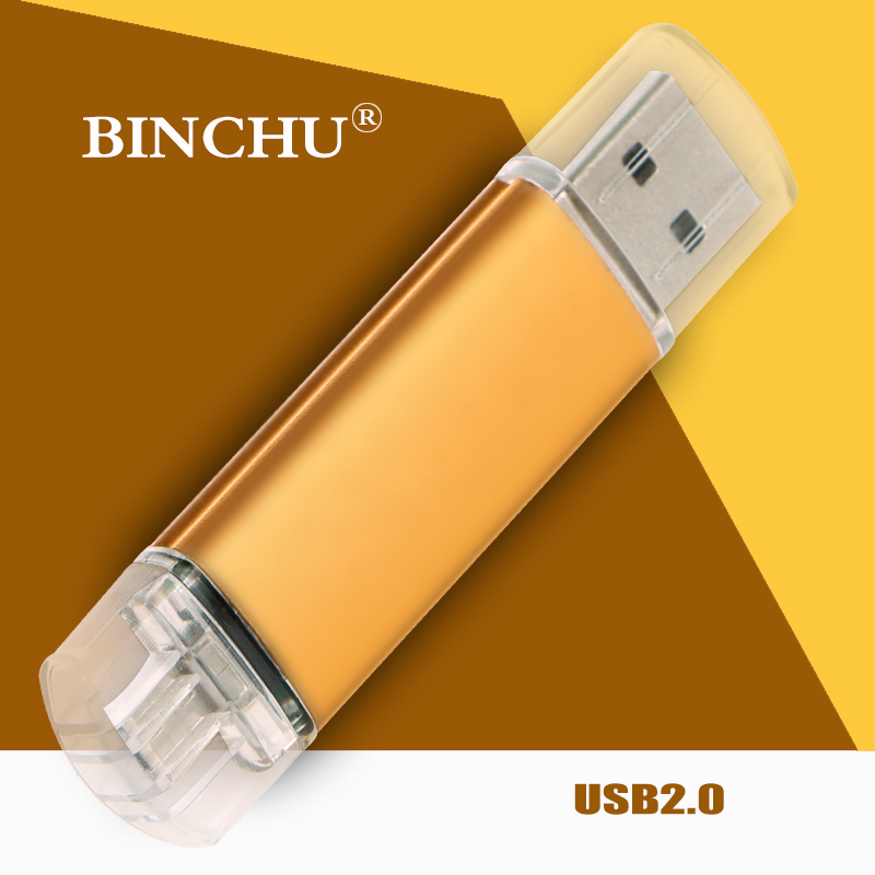 New 2016!!! Smart Phone USB Flash Drive 64gb pen drive 32gb pendrive 8gb OTG external storage micro usb memory stick for Samsung(China (Mainland))