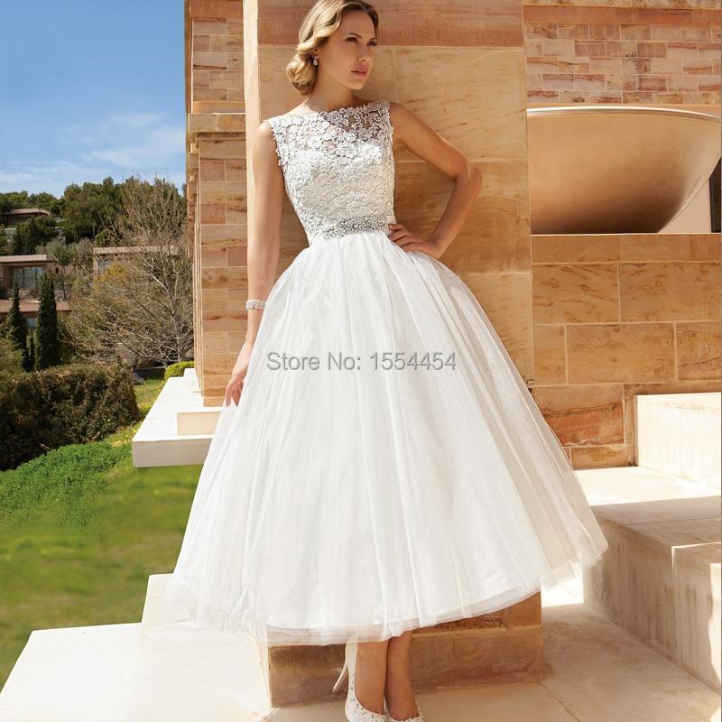 2015 newest boat neck pregnant wedding dress gorgeous for Boat neck lace wedding dress