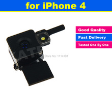 Back Rear Camera With Flex Replacement for iPhone 4 4G + Repair Tool Kit Free Shipping