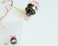 HP03T V2 BL tail motor for micro helicopter 7000KV