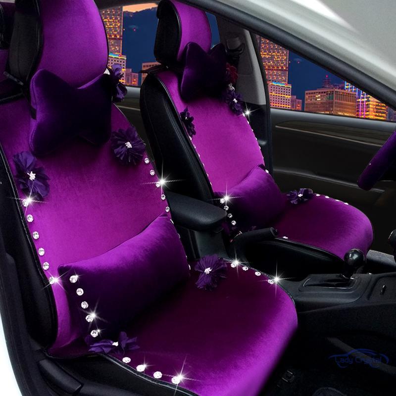 Popular Flower Car Seat Covers Buy Cheap Flower Car Seat