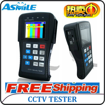 "PRO 2.8"" Inch LCD Monitor CCTV Camera Video PTZ 12V RS485 UTP CCTV Tester ST891"