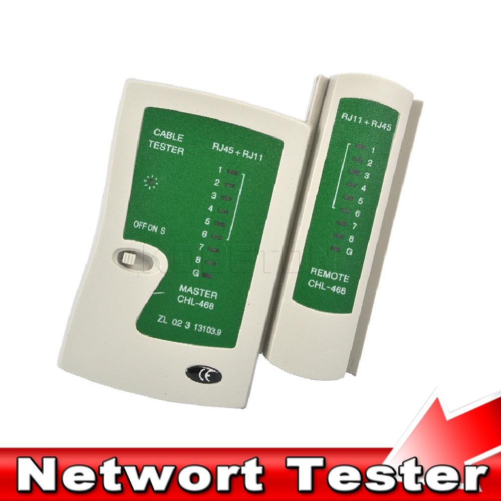2015 Professional Network Cable Tester RJ45 RJ11 RJ12 CAT5 UTP LAN Cable Tester Networking Tool network tester(China (Mainland))