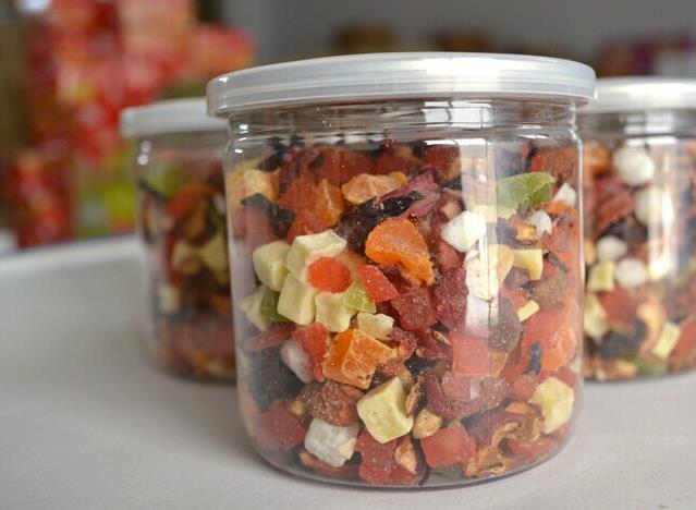 100% NATURAL flower fruit tea,organic dried flavor herbal tea blueberry fruit tea goji Chinese health care China green food(China (Mainland))