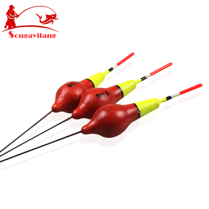 Hot sale 10pcs fishing float kit plastic combination float for Fishing bobbers for sale