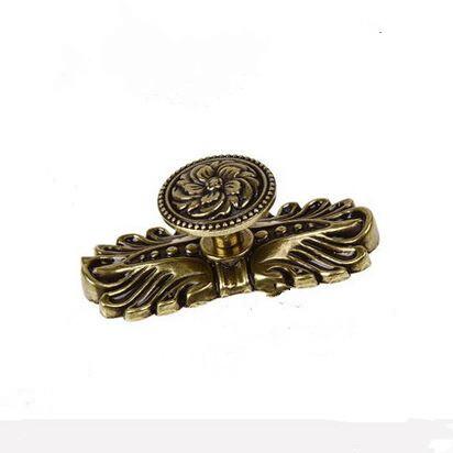 Rustico vintage furniture knobs bronze drawer kichen cabinet knob handle antique brass dresser cupboard door pull knob backplane