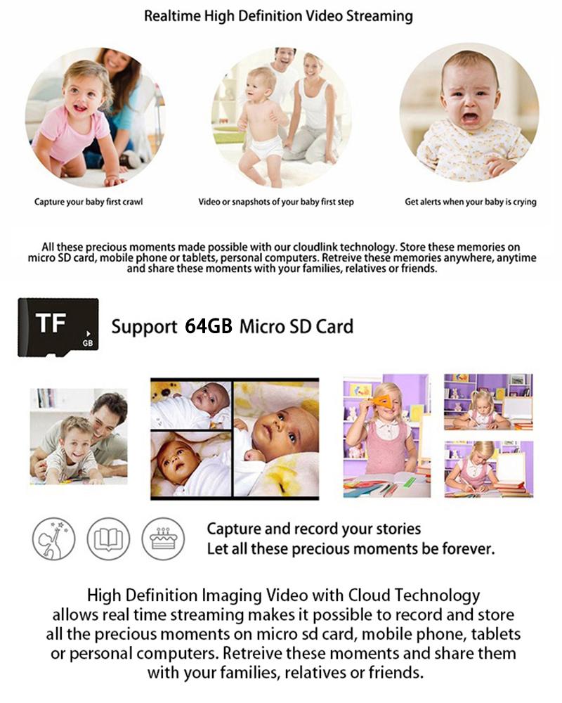 Homtrol HT-SCA8 Wifi IP Camera 5