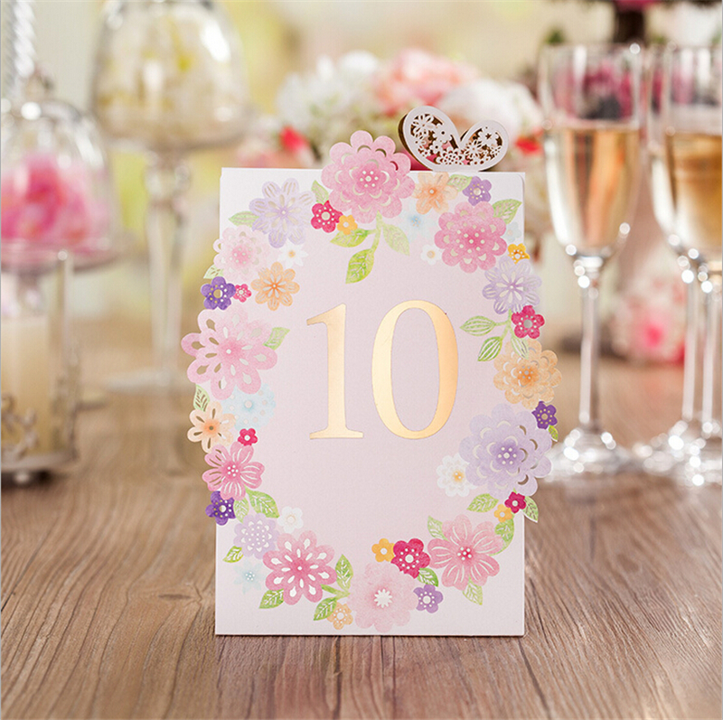 Romantic wedding events party supplies mariage decoration for Decoration table mariage