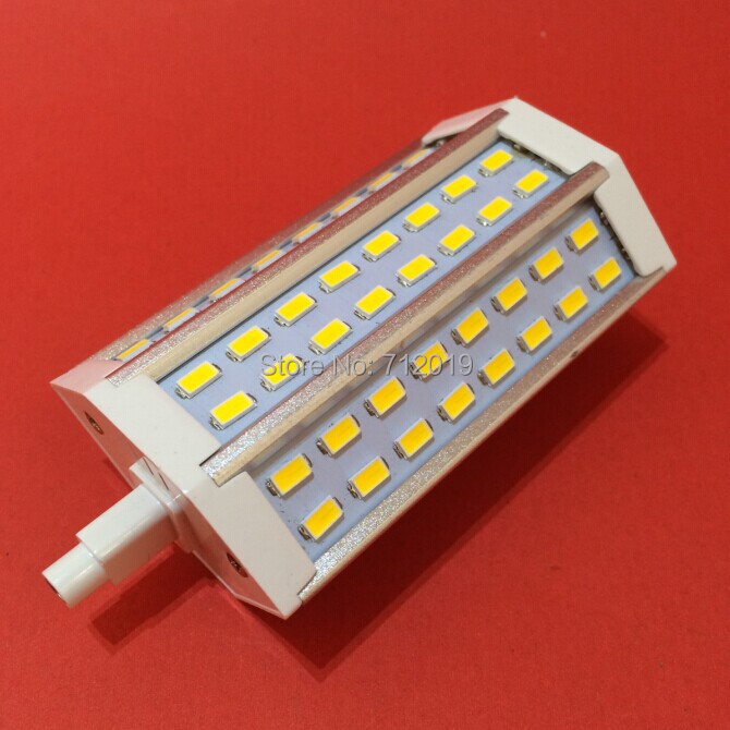 Factory Outlet Dimmable High Power R7S 10W 15W SMD 5730 led light replace flood lamp AC85-265V 24led 48led Cron DHL FREE - Shenzhen Sunshine Trade Co., Ltd. store