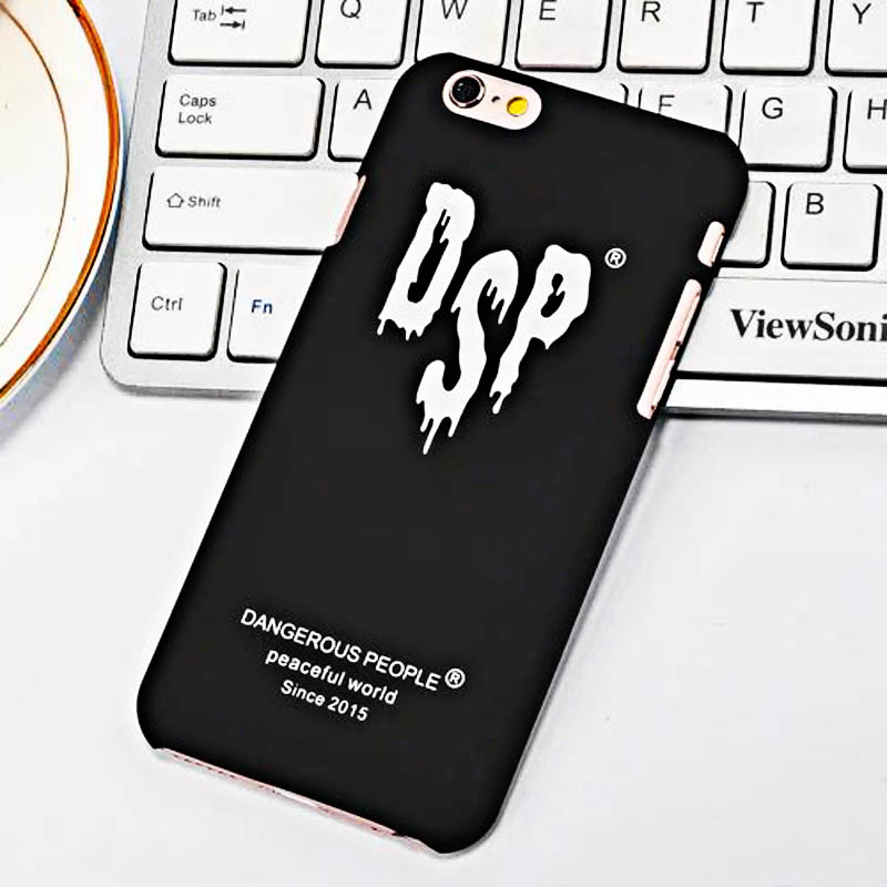 Fashion Cool Make Love Not War Matte Case for iPhone 6 6S Plus Coque Capa Chinese Famous Logo Peaceful World Hard Back Cover(China (Mainland))