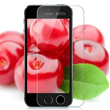 Ultra Thin LCD Front Tempered Glass Screen Protector Phone Film For apple iPhone 5 5s 5c 5SE Toughened Protective Guard