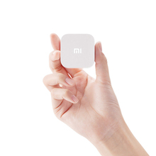 Original Xiaomi Box Mini Android TV Box Quad Core Mi Smart TV Set Top Box Dual Band WiFi Bluetooth 4.0 HDMI Media Player Gifts