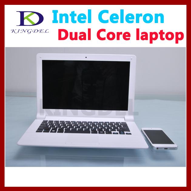 Ultra thin 11 inch laptop Netbook Computer Intel Celeron N2806 dual core 4GB RAM 128GB SSD bluetooth wifi USB 3.0 HDMI port(Hong Kong)