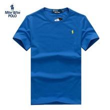 Small horse men-shirt O-neck short sleeve polo shirt Tops & Tees brand Ralph men polo shirts casual style 100% cotton t-shirt(China (Mainland))