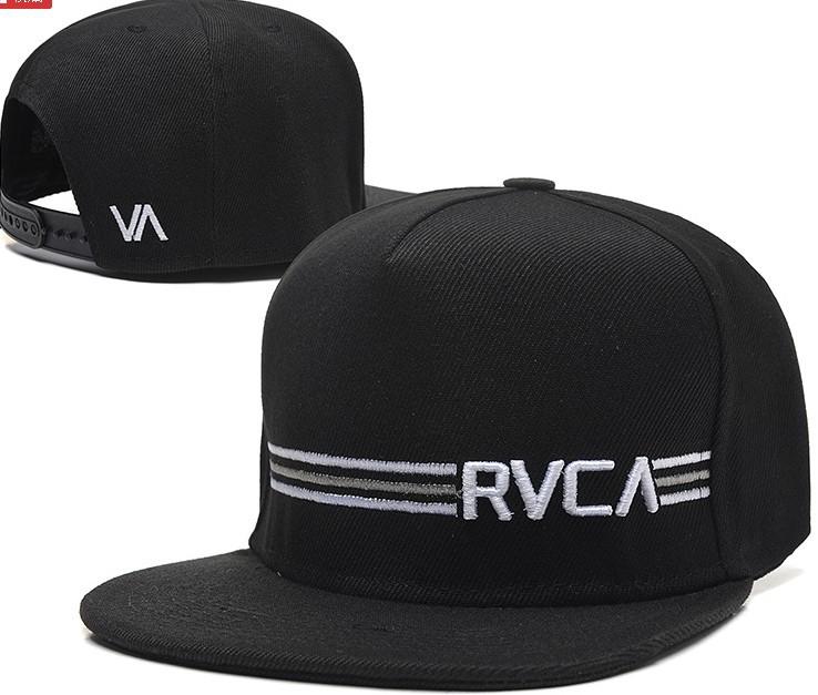 2014 arrival RVCA Snapback caps men polo hats for women Panel hat Hip Hop cap bone casual gorras swag Baseball Cap 10styles(China (Mainland))