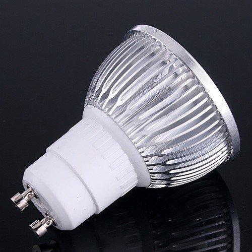 גו 10 זרקור LED 4*3W LED חם, לבן קר הנורה זרוק משלוח