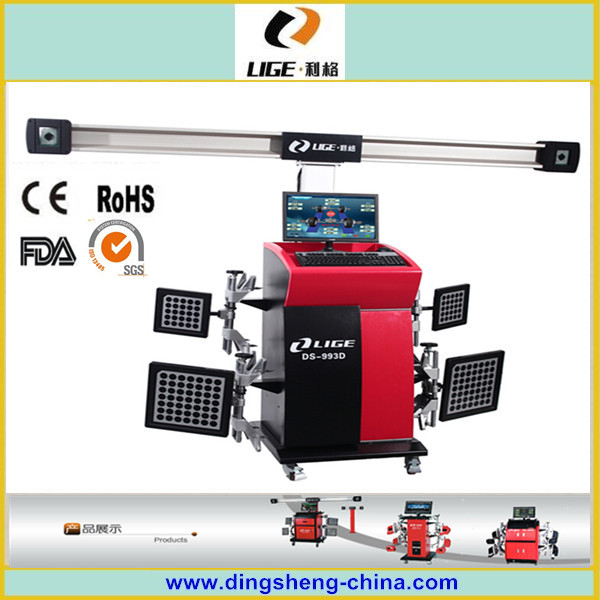 wheel alignment machine price list