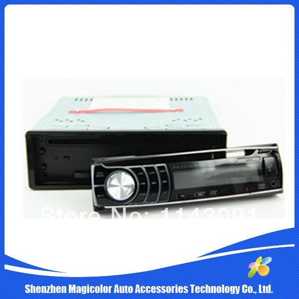 With USB SD FM RADIO 4*60W Detachable Panel auto media player Cheap car dvd player(China (Mainland))
