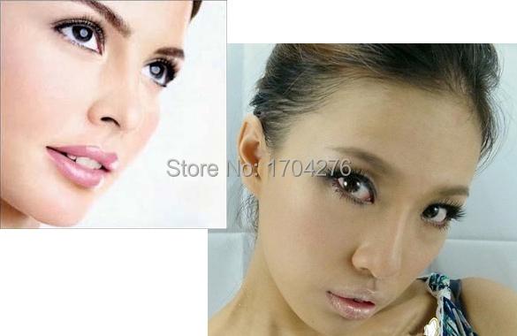 2015 New brand Eye Makeup Eyelash Silicone Brush curving lengthening colossal mascara Waterproof Black+Retail Package 2094#(China (Mainland))