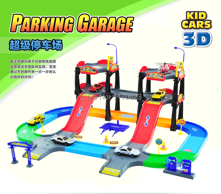 In Inventory Miniature Parking Toy Tomica Parking Tons Observe Railroad child Toy For Boys Novelty Birthday Present Speelgoed Youngsters Toys