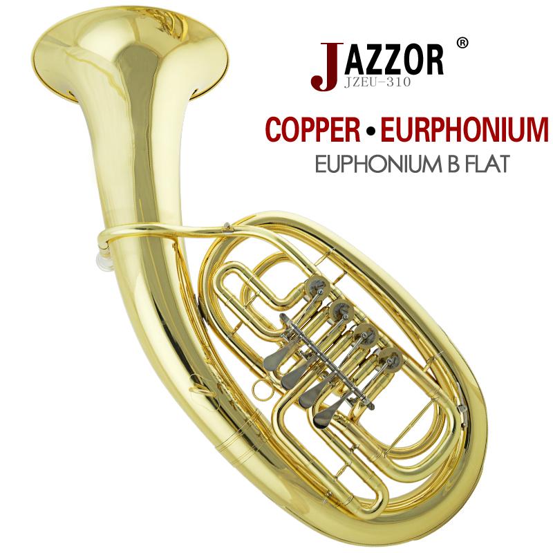 Free shipping JAZZOR JZEU 310 Professional Euphonium B ...
