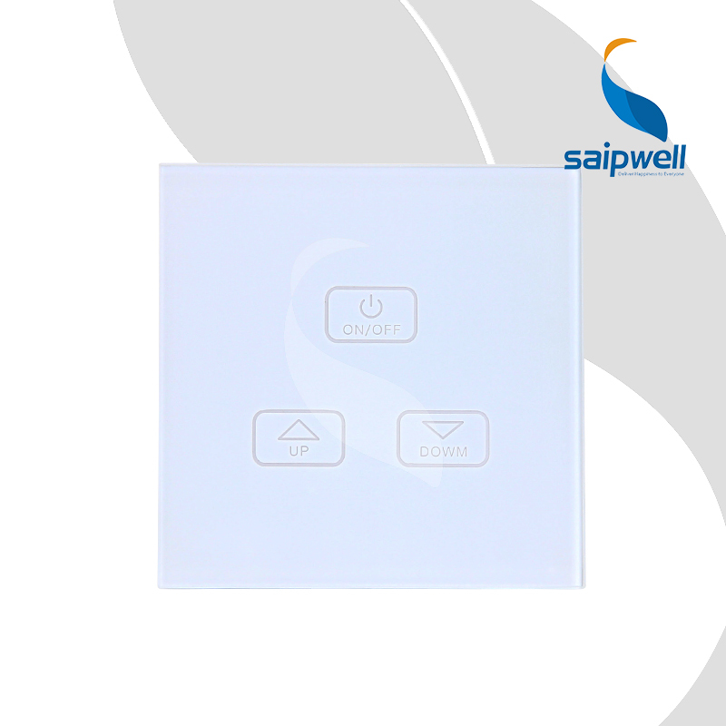 85VAC-250VAC Touching Screen Dimmer Switch,One 3 Way Learning Type White Mounted Panel Dimmer SPT-SM-1DM3<br><br>Aliexpress