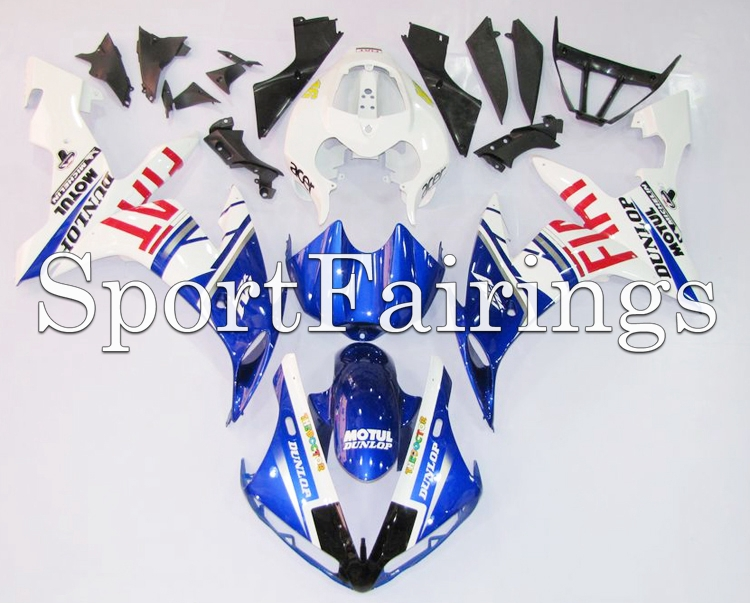 FIAT Fairings For Yamaha YZF1000 R1 YZF-R1 04 05 06 2004 2005 2006 ABS Motorcycle Fairing Kit Bodywork Motorbike Parts Cowling(China (Mainland))