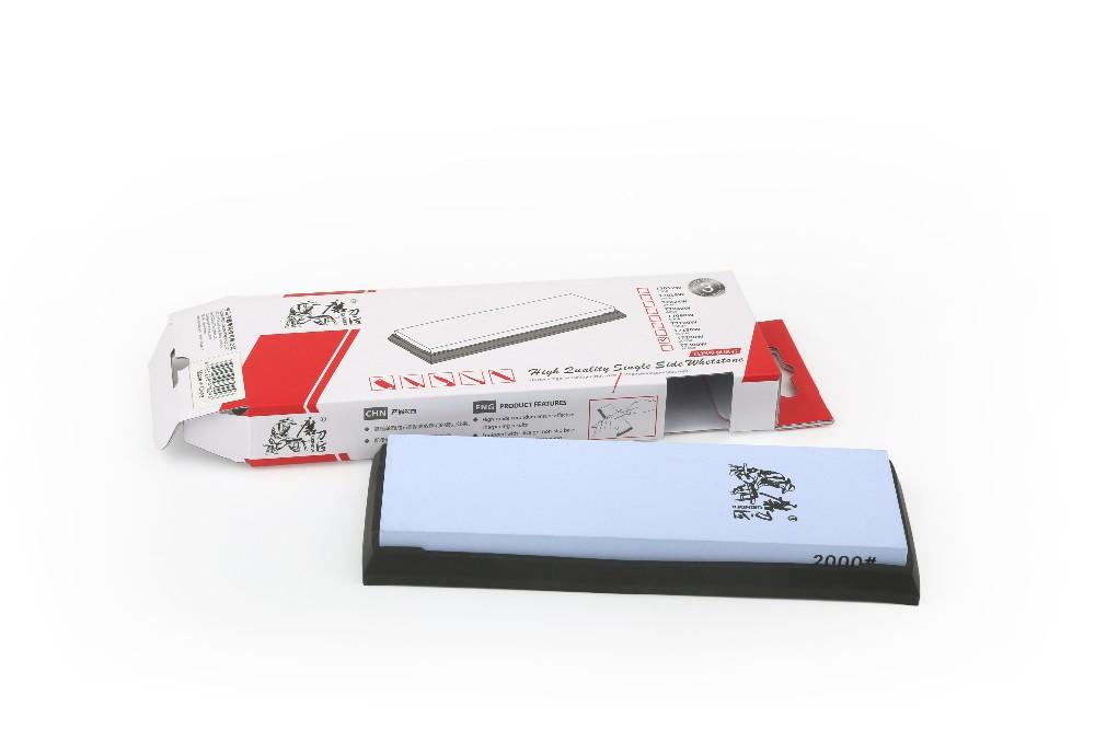 Buy TAIDEA T7200W knife grinder angle and Corundum Stone 2000 Grit Knife sharpener , white corundum whetstone knife sharpener cheap