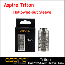 Original Aspire Triton Hollowed-out Sleeve Replacement Hollowed tank Assy Tank For 3.5ml Aspire Triton RBA E-Cigaretet (MM)