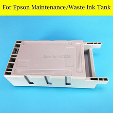 1 PC Waste ink Tank For EPSON Sure Color T6941 T3070 T5070 T7070 T7000 Printer Maintenance Tank Box