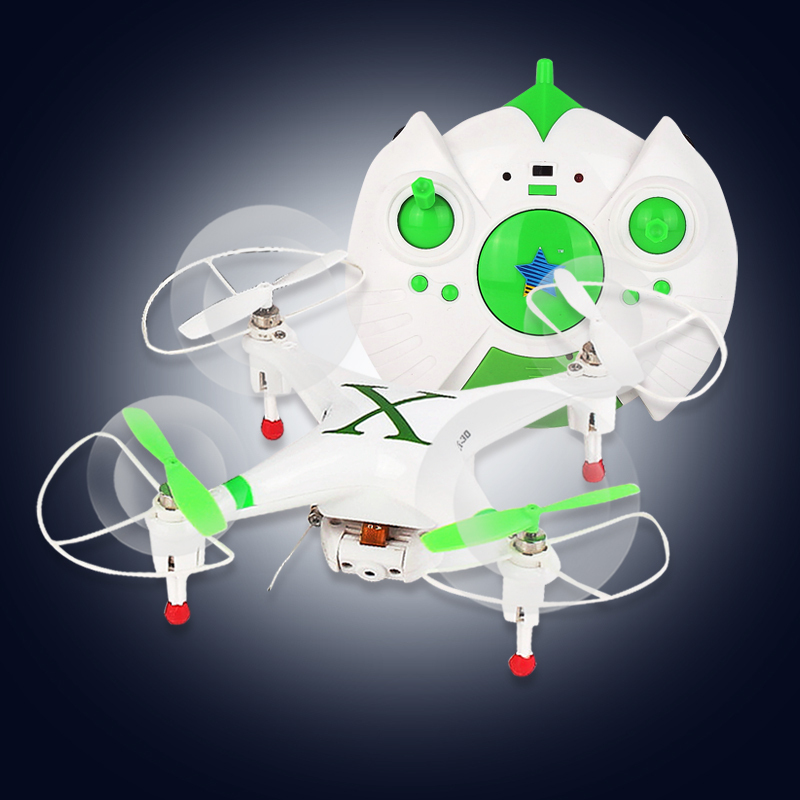 Cheerson CX-30 2.4G 4CH 6 Axis RC Quadcopter helicopter RPV Kids Toys quadrocopter Helicopter ufo Six axis GYRO VS Walkera QR(China (Mainland))