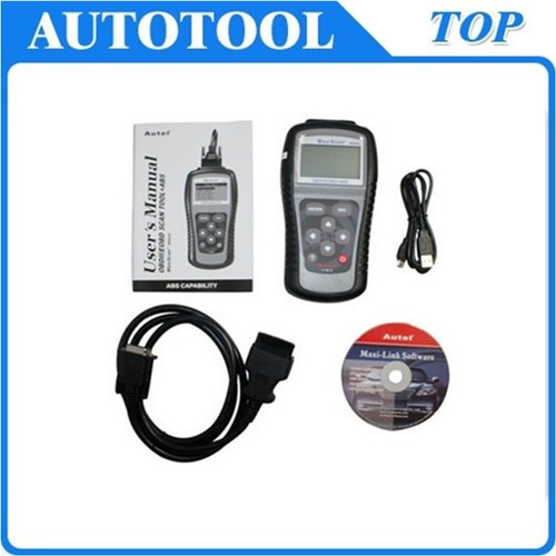 2015 Autel MaxiScan MS609 OBDII/EOBD Scan Tool ms609 obd 2 scanner high quality free shipping MaxiScan MS609 ms 609(China (Mainland))
