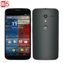 "Original Unlocked Motorola Moto x  xt1058 Android Smartphone GPS WIFI 3G 4.7""Inch Touch 16G 10MP Camera free shipping"