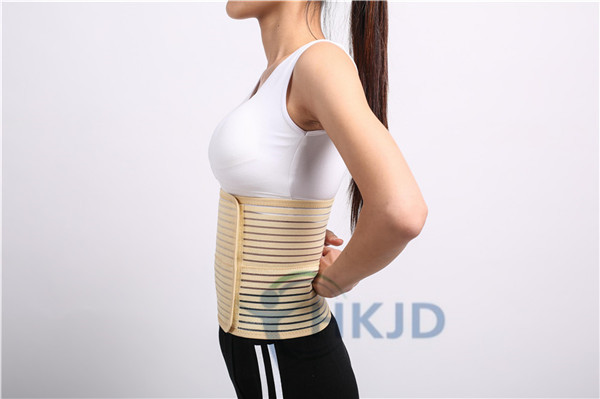 aja lumbar lumbar spinal braces Abdominal brace pain relief back brace support bellyband lose weight after childbirth(China (Mainland))