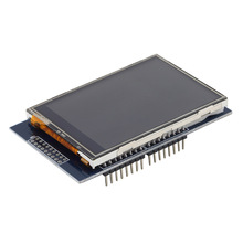 Wholesale 1pcs 2.8 Inch TFT LCD Display Touch Screen Module with SD Slot For Arduino UNO(China (Mainland))