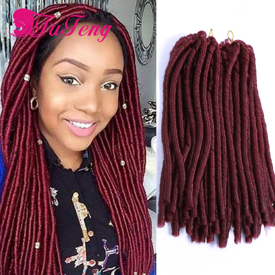 14 Inch Crochet Box Braids : Aliexpress.com : Buy Top crochet braid hair 14 inch Burgundy havana ...