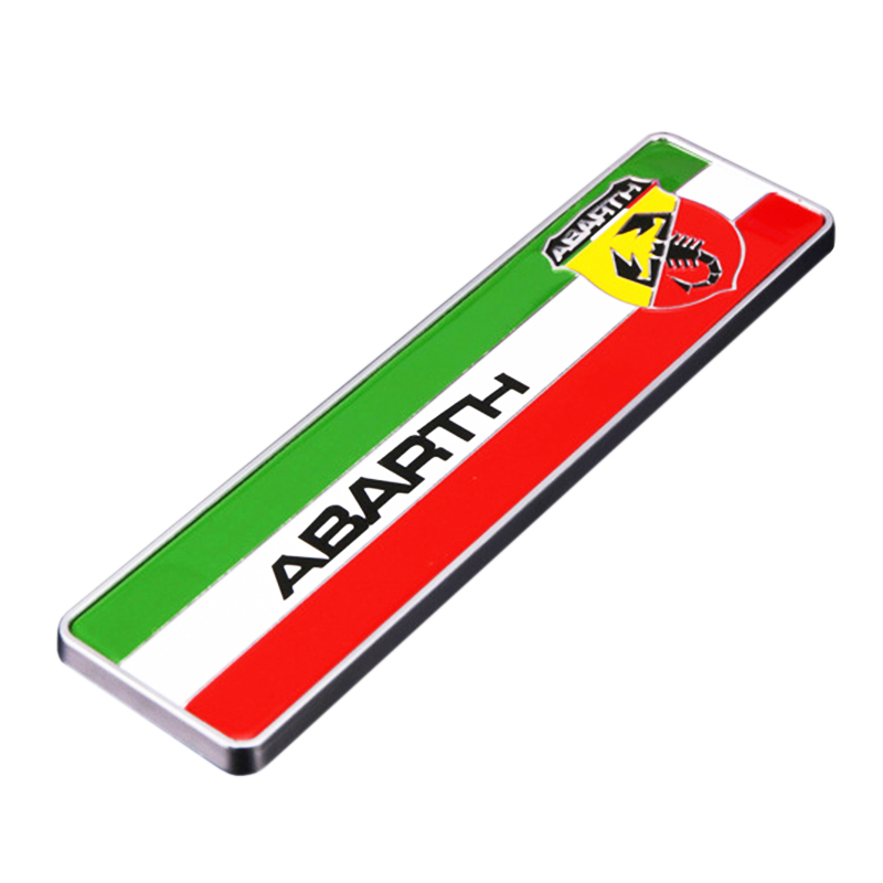 Abarth Badge Promotion Shop For Promotional Abarth Badge